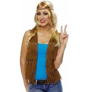 Culture Hippie Fringe Vest